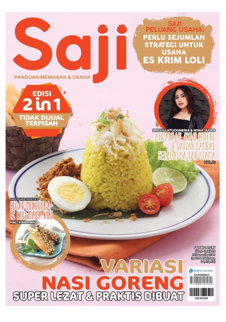 Majalah Digital Saji ED 415 Juni 2018