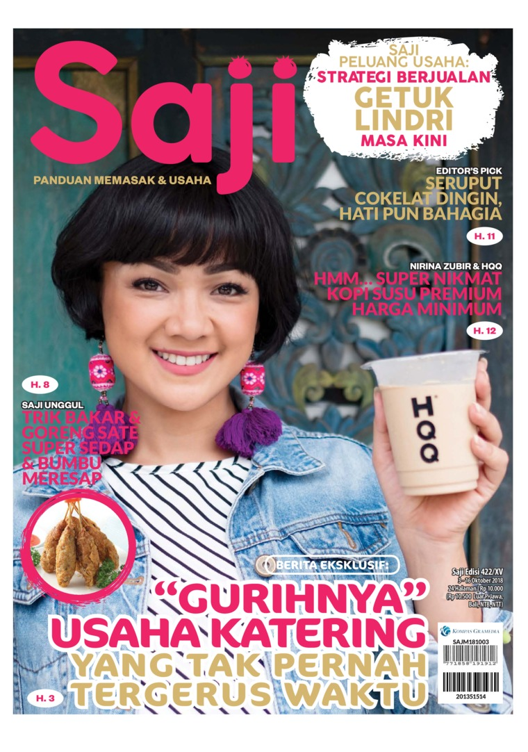 Saji Digital Magazine ED 422 October 2018