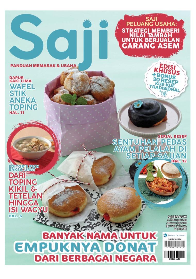 Saji Digital Magazine ED 425 November 2018