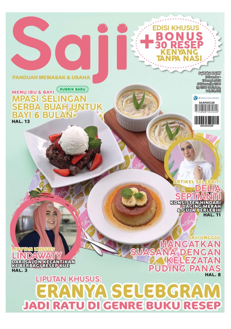 Majalah Digital Saji ED 426 November 2018