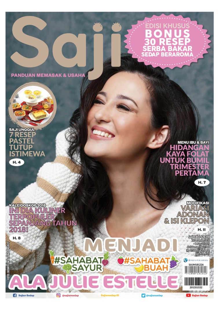 Saji Digital Magazine ED 428 December 2018