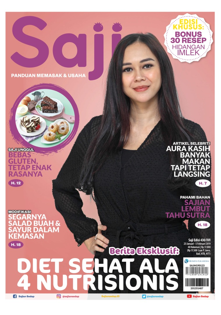 Saji Digital Magazine ED 430 January 2019