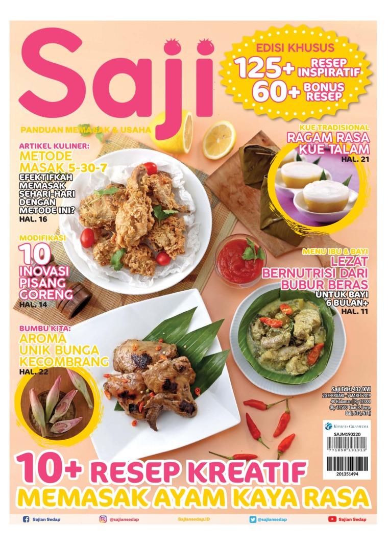 Majalah Digital Saji ED 432 Februari 2019