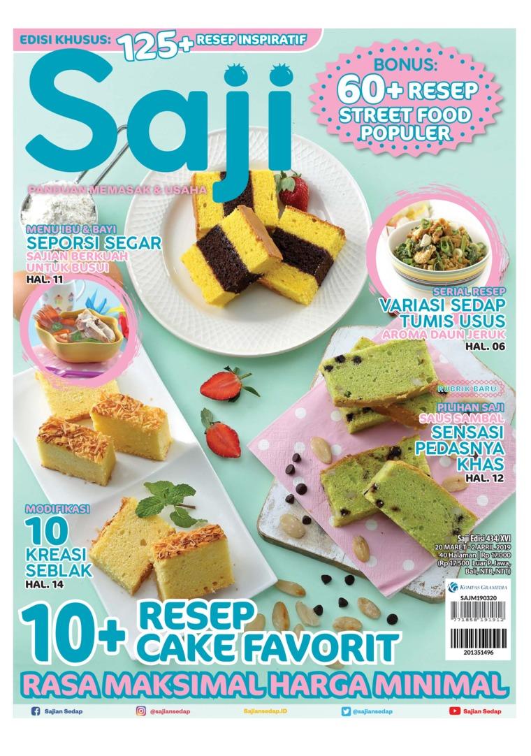 Majalah Digital Saji ED 434 Maret 2019
