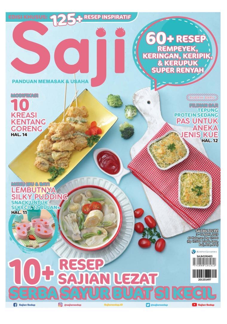 Saji Digital Magazine ED 435 April 2019