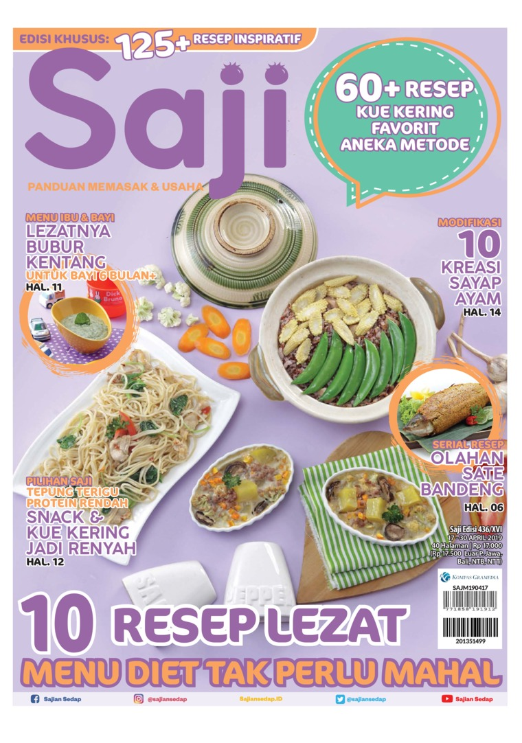 Saji Digital Magazine ED 436 April 2019