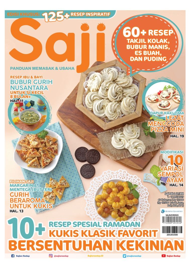 Saji Digital Magazine ED 437 April 2019