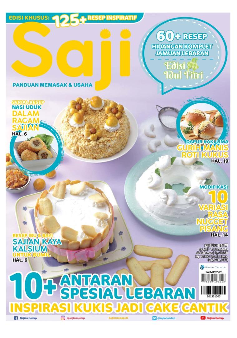 Saji Digital Magazine ED 439 May 2019