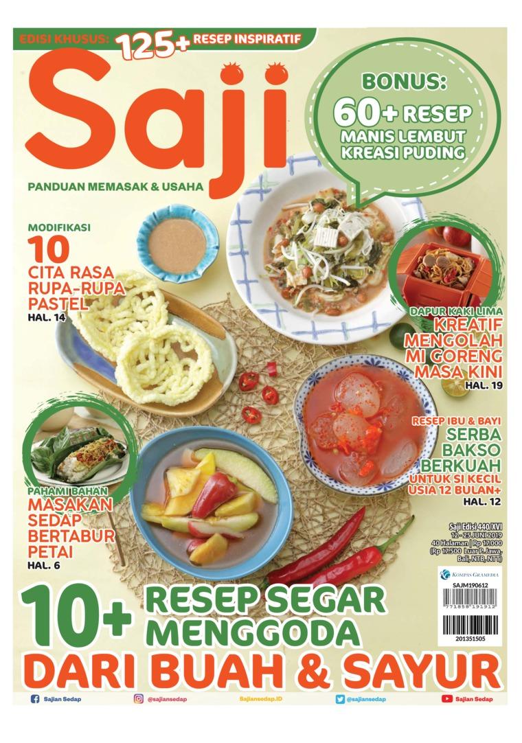 Saji Digital Magazine ED 440 June 2019