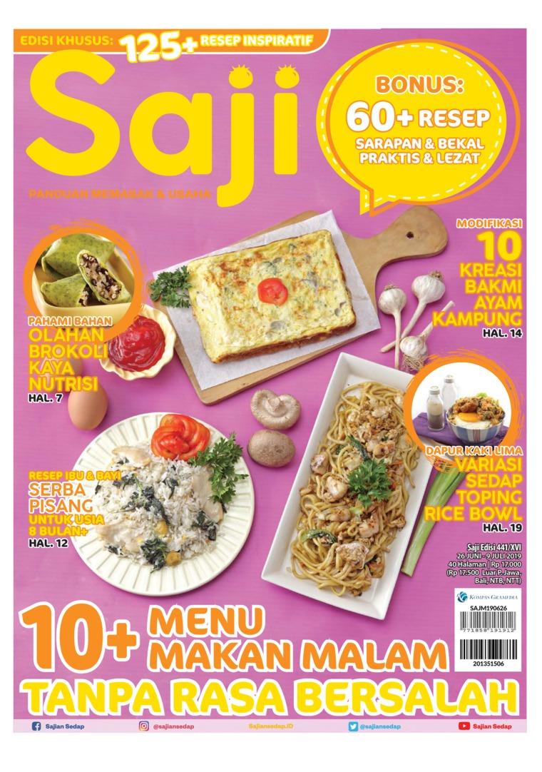 Saji Digital Magazine ED 441 June 2019