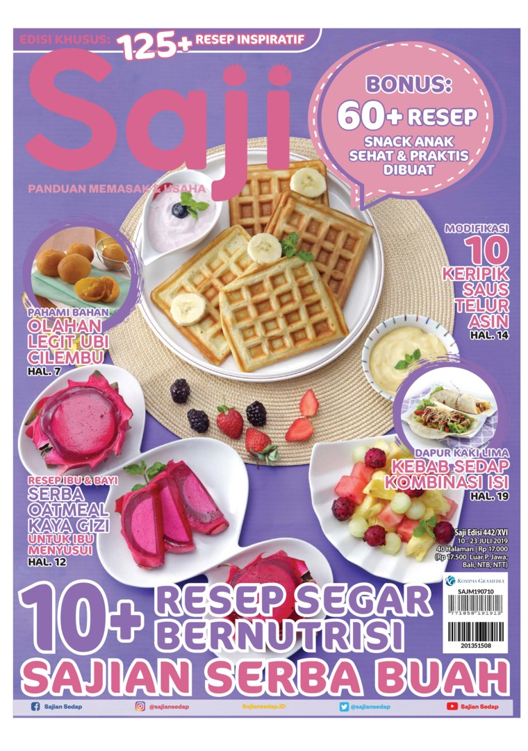 Saji Digital Magazine ED 442 July 2019