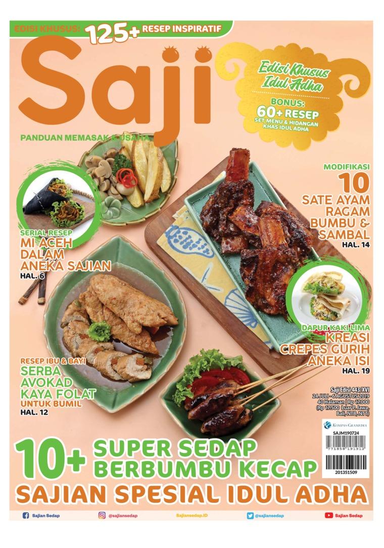 Majalah Digital Saji ED 443 Juli 2019