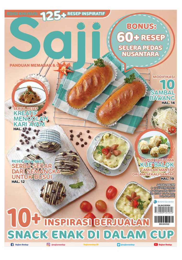 Majalah Digital Saji ED 446 September 2019