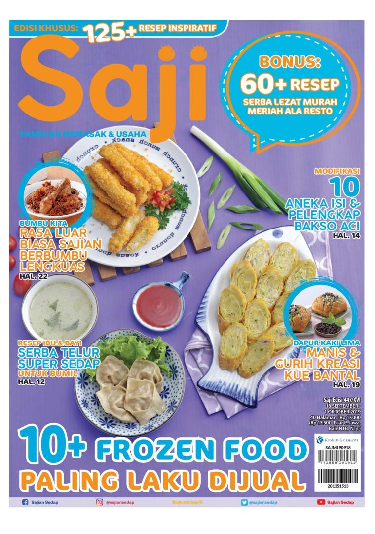Majalah Digital Saji ED 447 September 2019