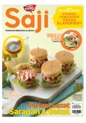 Saji Magazine Cover ED 406 February 2018