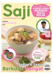 Saji Magazine Cover ED 411 May 2018