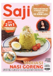Saji Magazine Cover ED 415 June 2018