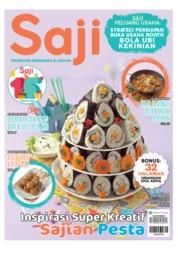 Cover Majalah Saji ED 418 Agustus 2018