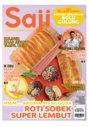 Cover Majalah Saji ED 421 September 2018