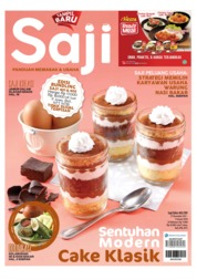 Saji Magazine Cover