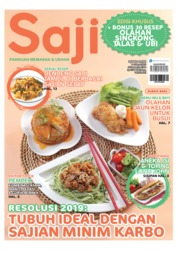 Saji Magazine Cover ED 429 January 2019