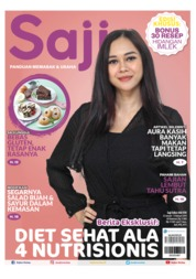 Saji Magazine Cover ED 430 January 2019