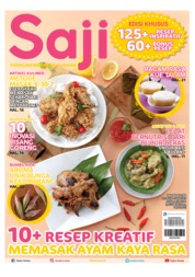 Saji Magazine Cover ED 432 February 2019