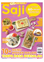 Saji Magazine Cover ED 441 June 2019