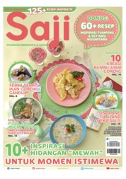 Saji Magazine Cover ED 444 August 2019