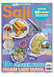 Saji Magazine Cover ED 447 September 2019