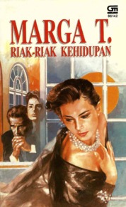 Riak-Riak Kehidupan by Marga T Cover