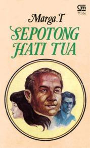 Sepotong Hati Tua by Marga T Cover
