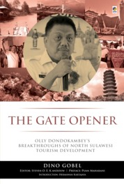 The Gate Opener by Dino Gobel Cover