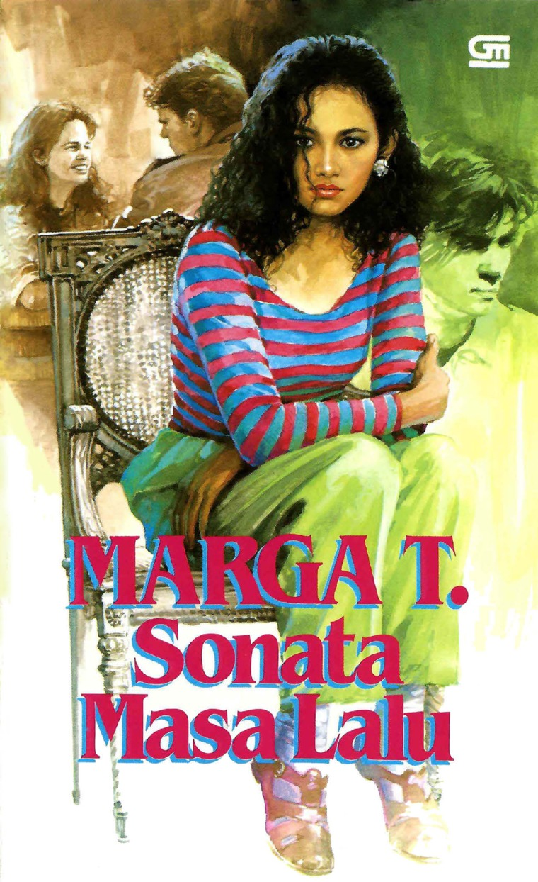 Sonata Masa Lalu by Marga T Digital Book