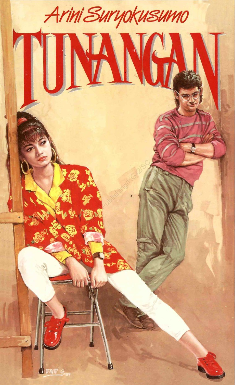 Tunangan by Arini Suryokusumo Digital Book