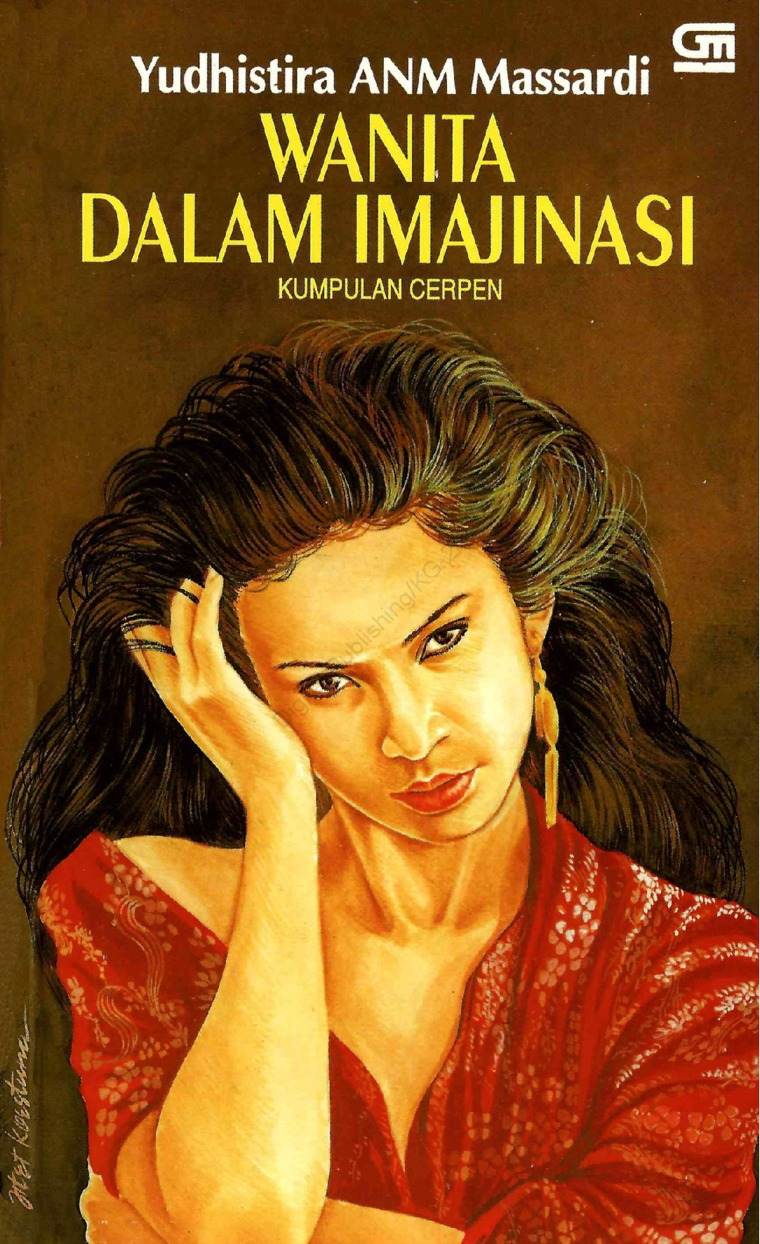Buku Digital Wanita dalam Imajinasi oleh Yudhistira ANM Massardi