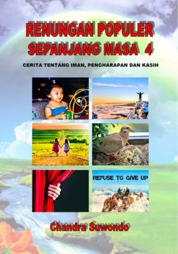 Cover Renungan Populer Sepanjang Masa - Cerita Tentang Iman, Pengharapan dan Kasih (Seri ke 4) oleh Chandra Suwondo