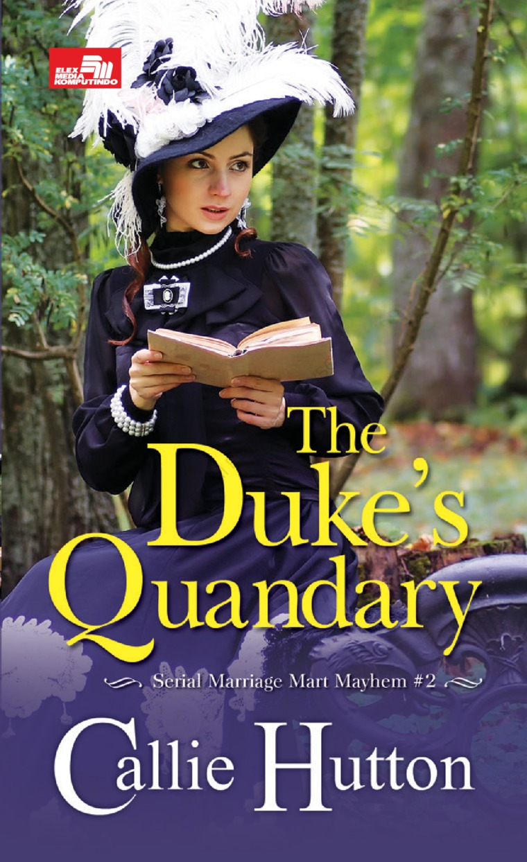 Buku Digital HR: The Duke`s Quandary oleh Callie Huitton