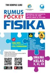 Rumus Pocket Fisika SMA Kelas X, XI, XII by Tim Kompas Ilmu Cover