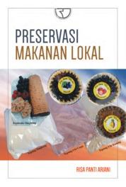 Cover Preservasi Makanan Lokal oleh Risa Panti Ariani