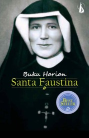 Cover Buku Harian Santa Faustina oleh Ernest Mariyanto
