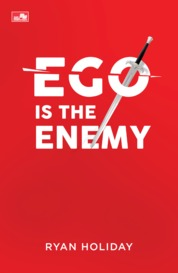 Cover EGO IS THE ENEMY oleh Ryan Holiday