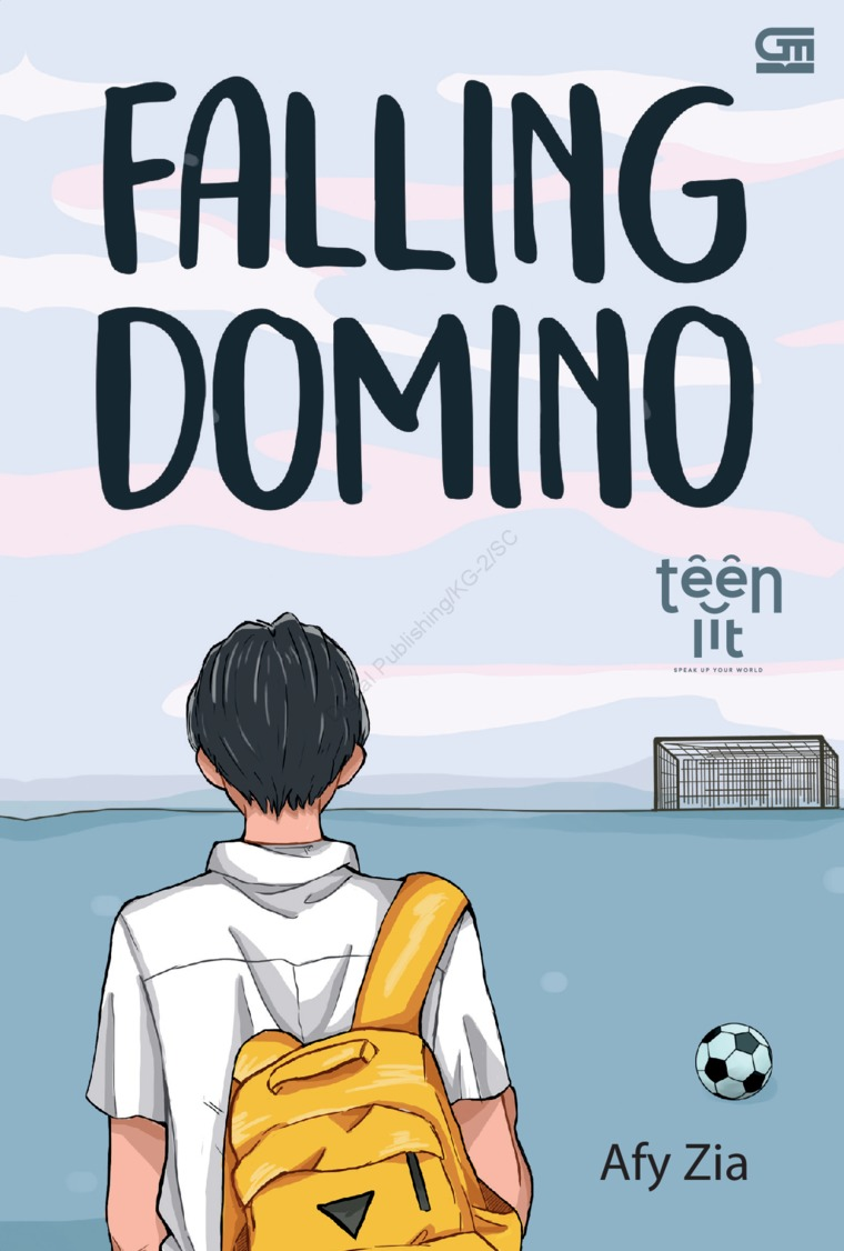 TeenLit: Falling Domino by Afy Zia Digital Book