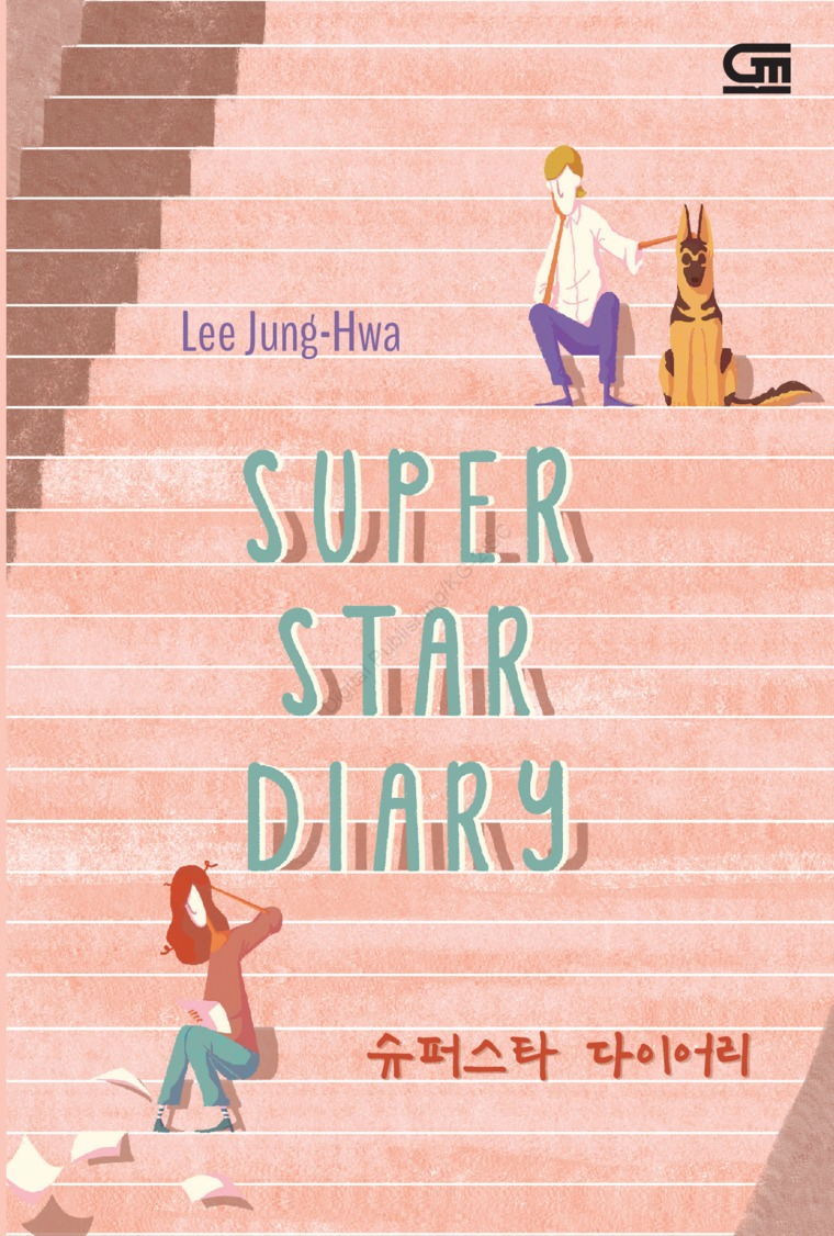 Super Star Diary by Lee Jung Hwa Digital Book