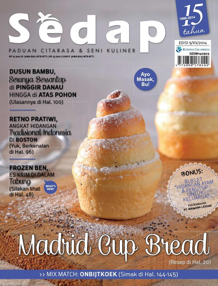 Sedap Digital Magazine ED 09 2014