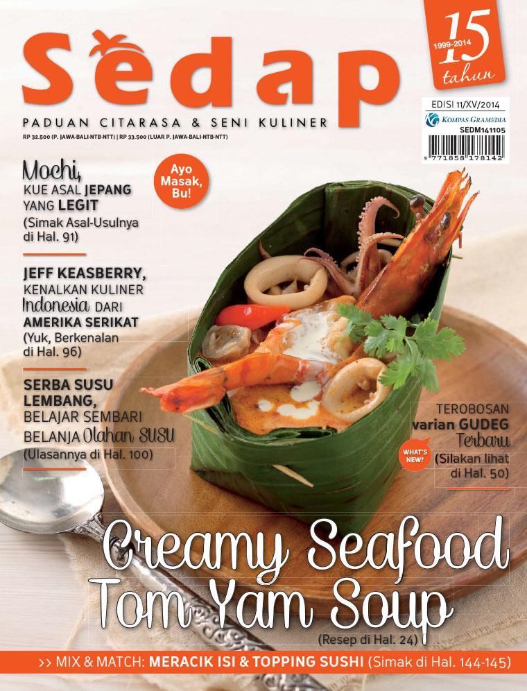 Sedap Digital Magazine ED 11 2014
