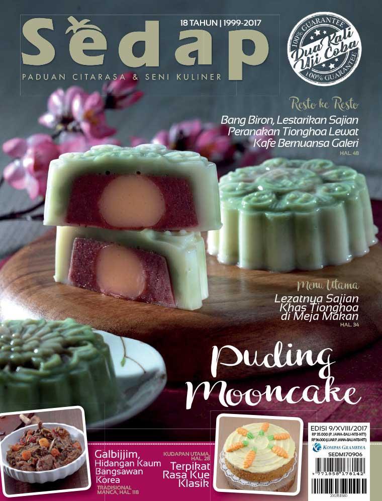 Majalah Digital Sedap ED 09 2017