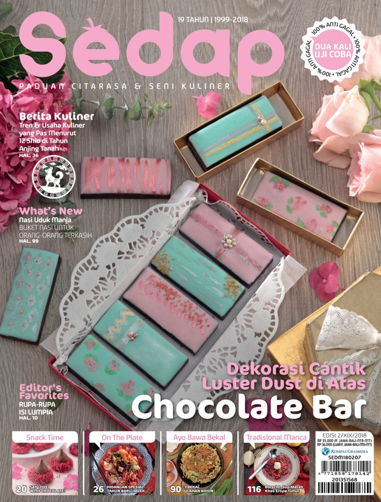 Majalah Digital Sedap / ED 02 2018