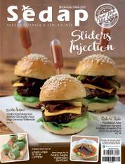 Sedap Magazine Cover ED 10 2017