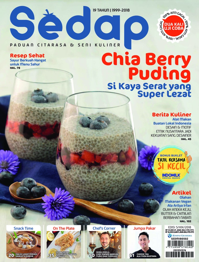 Sedap Digital Magazine ED 05 2018
